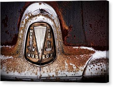 1946 Hudson Coupe  Canvas Print by Gordon Dean II
