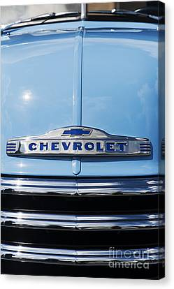 1947 Chevrolet 3100 Pickup Canvas Print by Tim Gainey