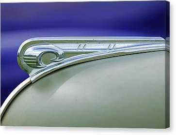 1947 Dodge Gi Joe Canvas Print by Jill Reger