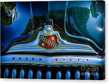 1947 Hood And Grill Canvas Print