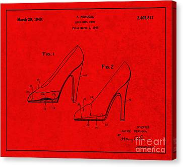 Shoe Patent Canvas Prints (Page #4 of 7) | Fine Art America