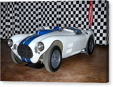 Canvas Print featuring the photograph 1952 Cunningham C4r by Boris Mordukhayev