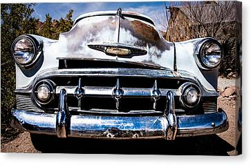 1953 Chevy Bel Air Canvas Print by  Onyonet  Photo Studios