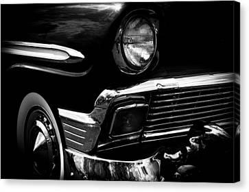 1956 Chevrolet Bel Air Canvas Print by David Patterson