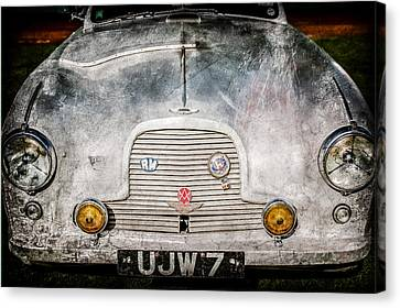 1957 Aston Martin Db2-4 Mark IIi -0617ac Canvas Print