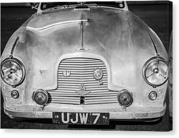 1957 Aston Martin Db2-4 Mark IIi -0617bw Canvas Print