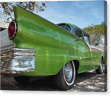 1957 Ford Fairlane 500 Canvas Print
