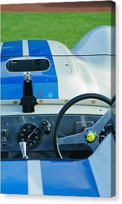 1958 Lister Jaguar Knobbly Canvas Print