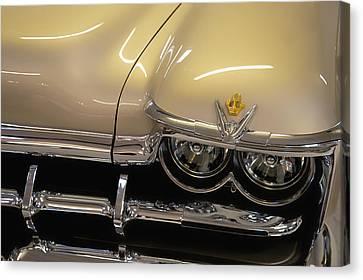1959 Chrysler Imperial Crown  Canvas Print by Mary Lee Dereske