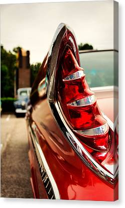 1960 Desoto Fireflite Coupe Tailfin Canvas Print