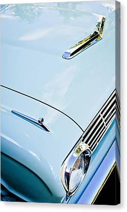 1963 Ford Falcon Futura Convertible Hood Canvas Print