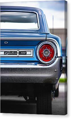 1964 Ford Galaxie 500 Canvas Print by Gordon Dean II