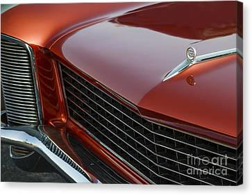 1965 Buick Riviera Canvas Print by Dennis Hedberg