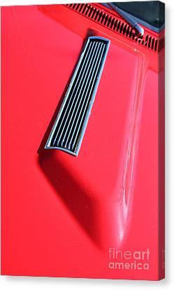 1967 Chevrolet Chevelle Ss Hotrod 5d26458 Canvas Print