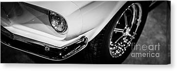 1967 Shelby Gt350 Ford Mustang Panoramic Picture Canvas Print