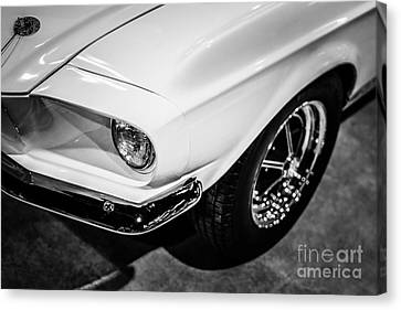 1967 Shelby Gt350 Ford Mustang Photo Canvas Print