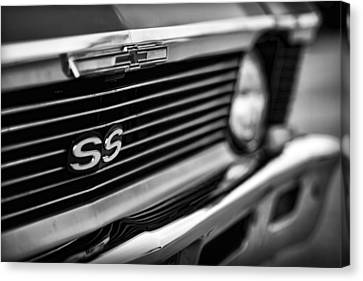 1969 Chevy Nova Ss  Canvas Print by Gordon Dean II