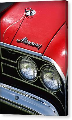 1969 Mercury Cyclone Canvas Print by Gordon Dean II