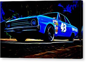 1970 Chrysler Valiant Canvas Print by Phil 'motography' Clark
