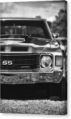 1972 Chevrolet Chevelle Ss Canvas Print by Gordon Dean II