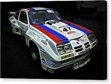 1976 Chevrolet Monza Imsa Canvas Print by Phil 'motography' Clark