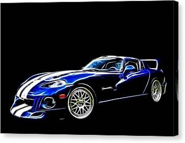 1997 Viper Hennessey Venom 650r 5 Canvas Print