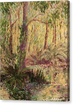 Rosemary  Creek Canvas Print
