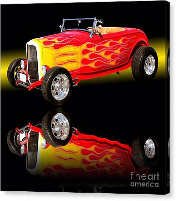 1932 Ford V8 Hotrod Canvas Print