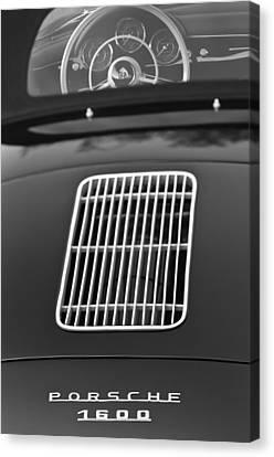 1962 Porsche 356 1600 Bt6 Roadster Canvas Print by Jill Reger