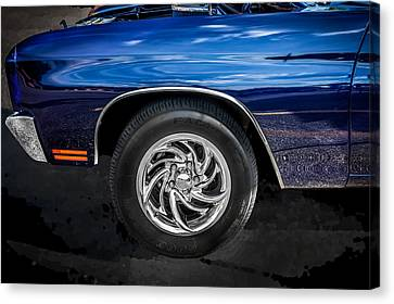 1970 Chevy Chevelle 454 Ss  Canvas Print