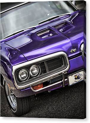 1970 Dodge Coronet Super Bee Canvas Print by Gordon Dean II
