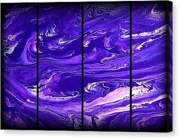 Abstract 60 Canvas Print by J D Owen