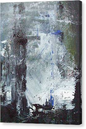 Abstract Canvas Print by Mary Adam