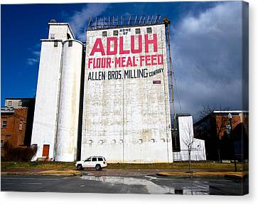 Adluh Flour Canvas Print by Joseph C Hinson Photography