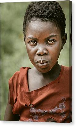 Africa Canvas Print by Mihai Ilie
