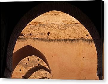 Africa, Morocco, Meknes Canvas Print by Kymri Wilt