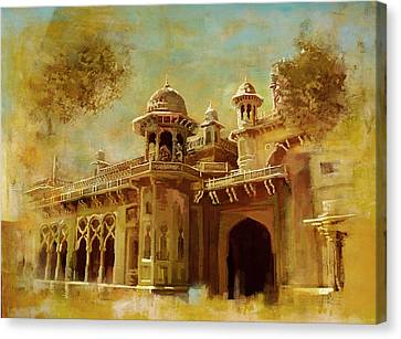 Aitchison College Canvas Print by Catf