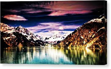Alaska Canvas Print by Bill Howard