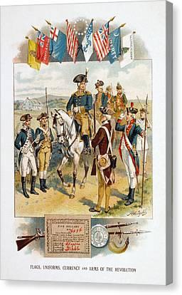 American Revolution Canvas Print