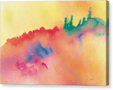 Amorphous 3 Canvas Print by The Art of Marsha Charlebois