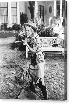 Annie Get Your Gun, Betty Hutton, 1950 Canvas Print by Everett