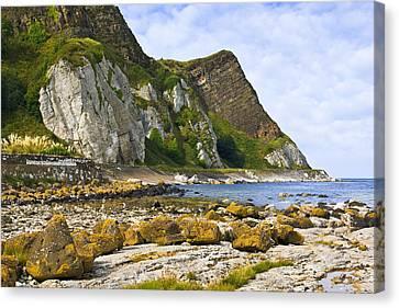 Antrim Coast Northern Ireland Canvas Print by Jane McIlroy