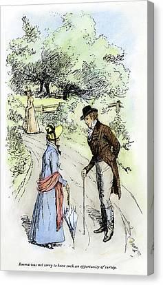 Austen Emma, 1896 Canvas Print