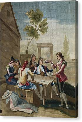 Bayeu Y Subias, Ram�n 1746-1793. The Canvas Print by Everett