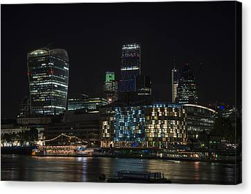 London Landscape Canvas