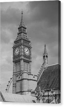 Big Ben Canvas Print by Timothy Johnson