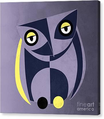 Bird Canvas Print by Mark Ashkenazi