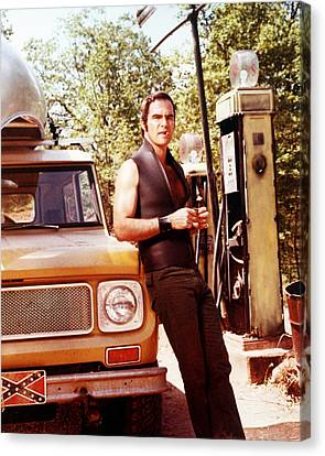 Burt Reynolds In Deliverance  Canvas Print