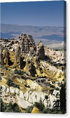 East Village Canvas Print - Cappadocia by Jelena Jovanovic