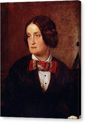 Charlotte Cushman (1816-1876) Canvas Print by Granger